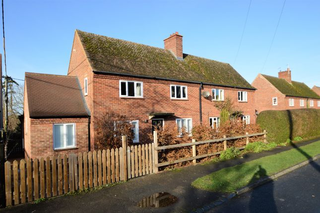 Thumbnail Semi-detached house for sale in Park View, Crowmarsh Gifford