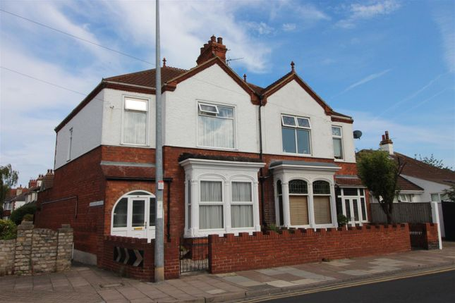 Thumbnail Semi-detached house for sale in Oxford Street, Cleethorpes