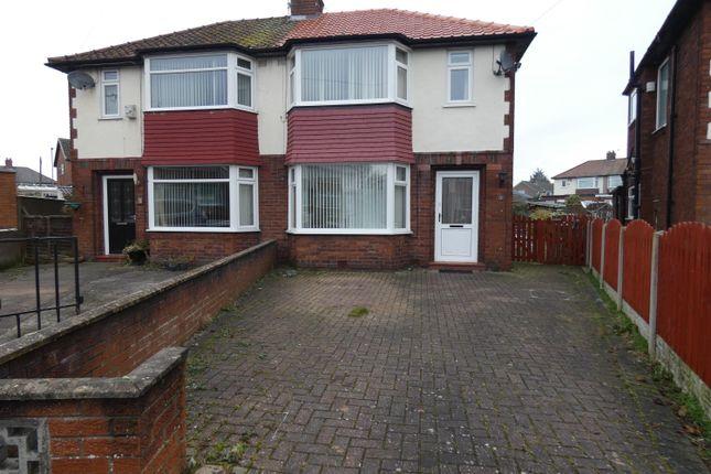 External Front of Eskdale Avenue, Carlisle, Cumbria CA2