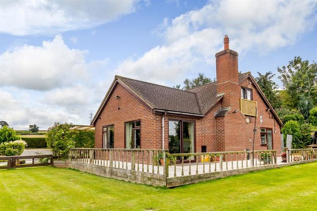 Detached bungalow for sale in Littlecote, Llangarron, Ross On Wye