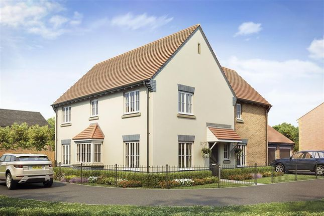 Thumbnail Detached house for sale in Sutton Grange, Murrell Way