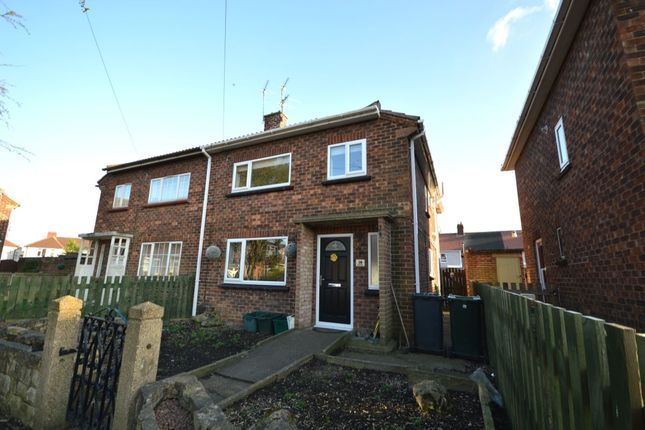 Thumbnail Semi-detached house for sale in Ansdell Road, Bentley, Doncaster
