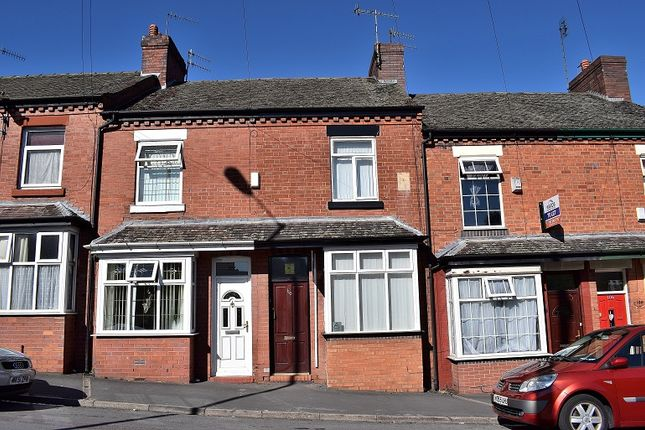 Thumbnail Terraced house for sale in Etruria Vale Road, Etruria, Stoke On Trent