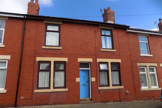 Thumbnail Terraced house to rent in Canterbury Avenue, Blackpool