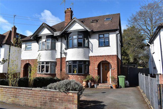 Thumbnail Semi-detached house for sale in St Dunstans Close, Battenhall, Worcester