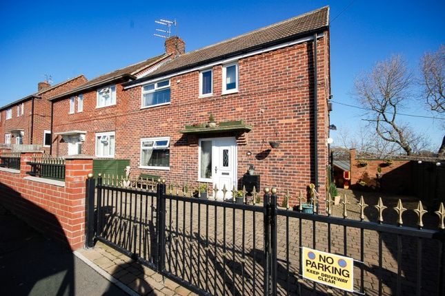 Thumbnail Terraced house for sale in Cowscote Crescent, Loftus, Saltburn-By-The-Sea