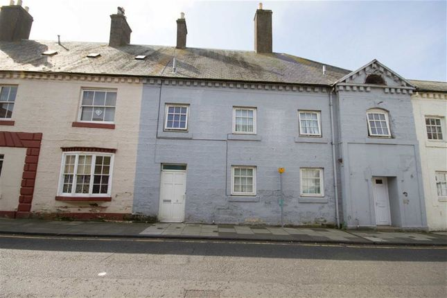 Thumbnail Terraced house for sale in Silver Street, Berwick-Upon-Tweed, Northumberland