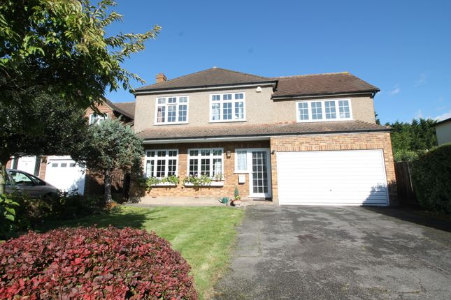Thumbnail Detached house for sale in Brook Road, Gidea Park, Romford, Essex