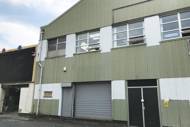 Thumbnail Industrial to let in Unit 14, Welch Mill, Welch Hill Street, Leigh, Wigan