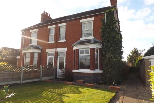 3 bed semi-detached house for sale in Hawthorne Villas, Linley Lane, Alsager, Stoke-On-Trent