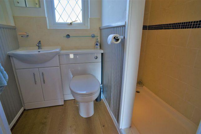 Shower Room of Hill Court, Rochester, Chattenden ME3