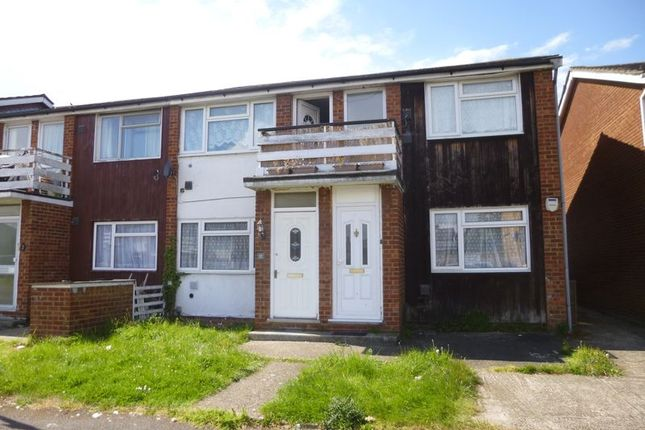 Thumbnail Maisonette to rent in Gilpin Way, Harlington, Hayes