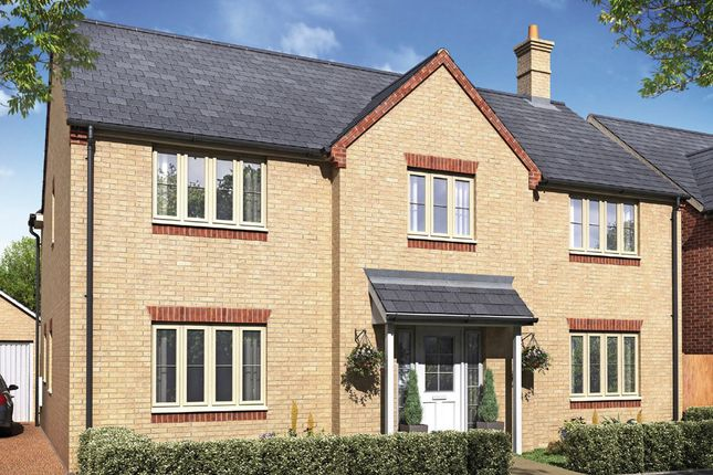 Thumbnail Detached house for sale in West Road, Bourne