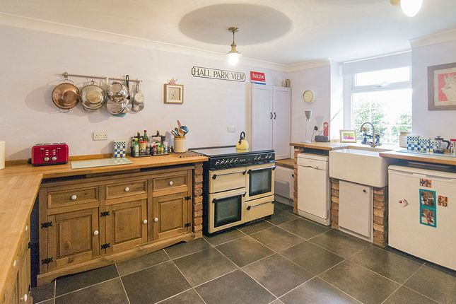 Thumbnail Terraced house for sale in Hall Park View, Workington