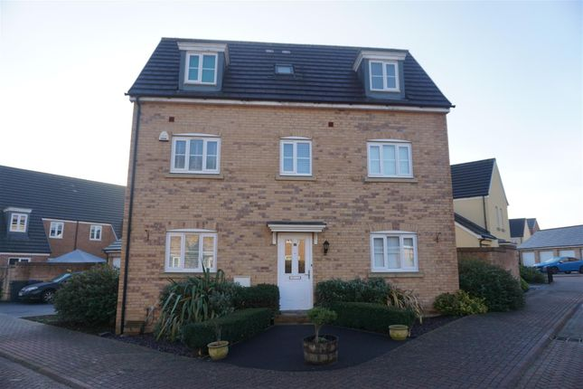 Thumbnail Detached house for sale in Woodpecker Drive, Trowbridge
