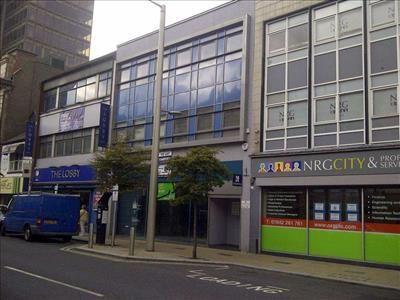 Office to let in 55-57 Albert Road, Middlesbrough