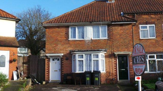 Thumbnail End terrace house for sale in Newstead Road, Kingstanding, Birmingham
