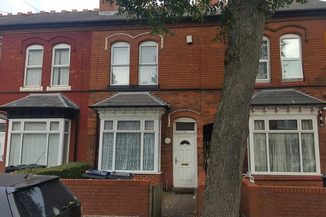 Thumbnail Terraced house to rent in Antrobus Road, Handsworth, Birmingham