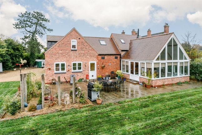 Thumbnail Detached house for sale in Toft Lane, Dunchurch, Rugby