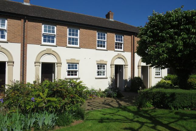 Thumbnail Terraced house for sale in Eastgate Gardens, Taunton