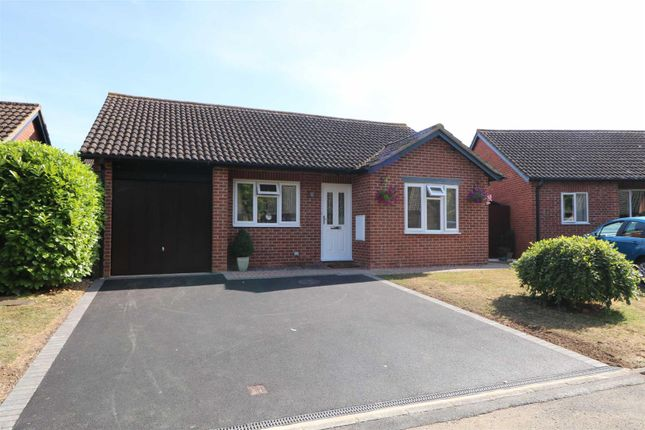 Thumbnail Detached bungalow for sale in Limekiln Grove, Highnam, Gloucester