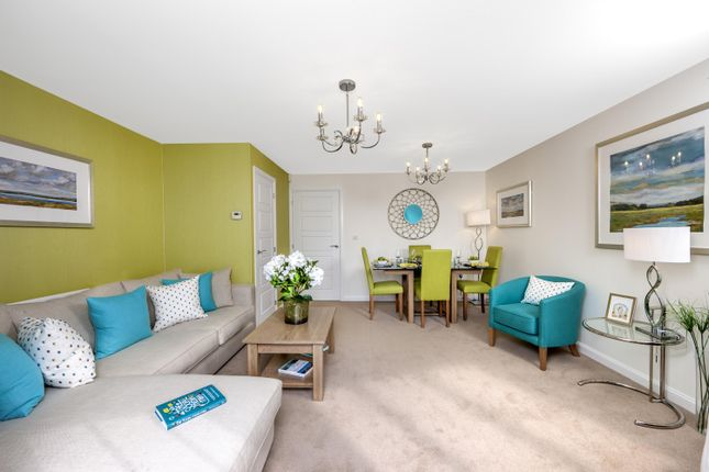 """3 bedroom semi-detached house for sale in """"Barwick"""" at West End Lane, Henfield"""