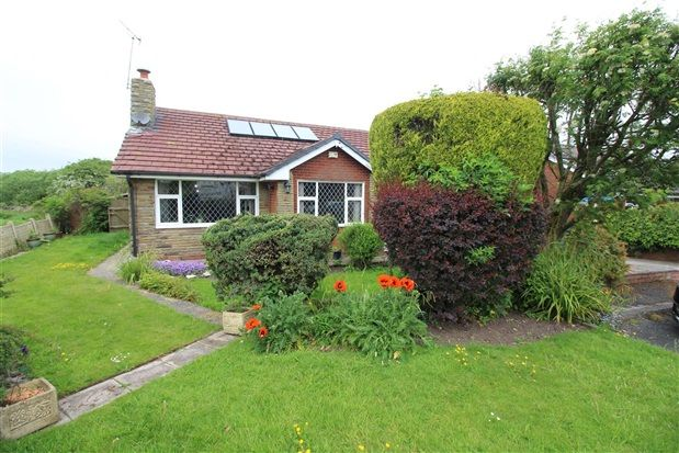 Thumbnail Bungalow for sale in Miller Avenue, Chorley