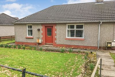 2 bed bungalow for sale in 3 Cree Houses, Minnigaff, Newton Stewart DG8
