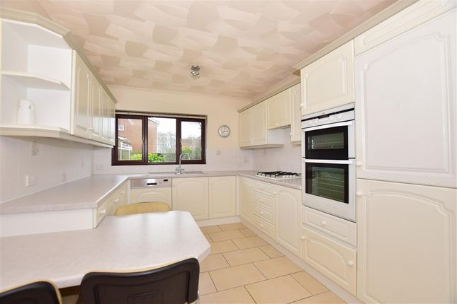 Thumbnail Detached house for sale in Lullingstone Close, Hempstead, Gillingham, Kent