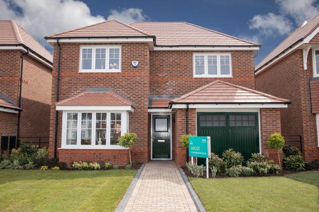 Thumbnail Detached house for sale in Ladybank Avenue, Preston