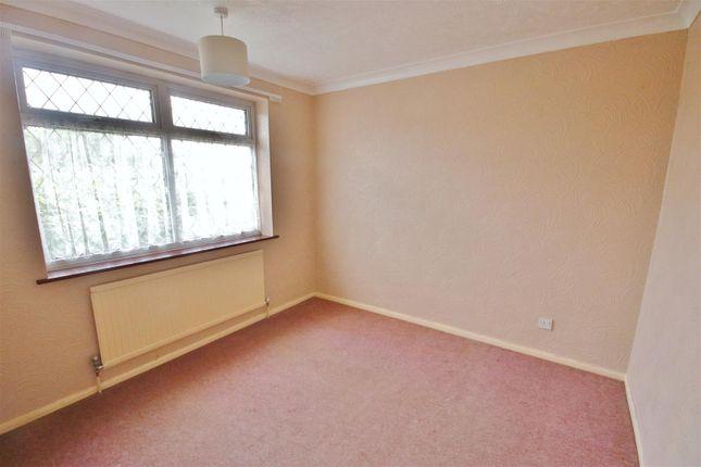 Bedroom Two of Woburn Avenue, Kirby Cross, Frinton-On-Sea CO13