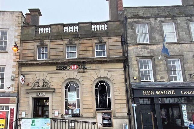 Thumbnail Commercial property to let in Market Place, Richmond, Richmond, North Yorkshire