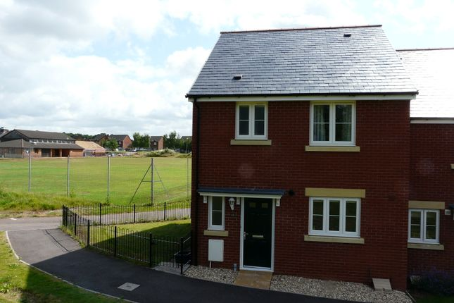 Semi-detached house to rent in Webbers Way, Tiverton