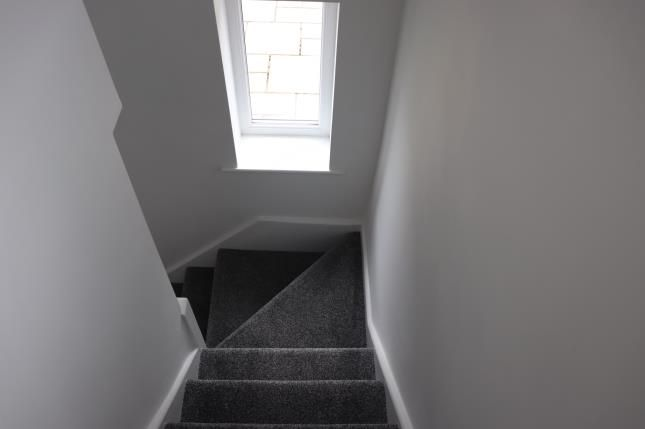 Stairwell of Patterdale Road, Offerton, Stockport, Cheshire SK1