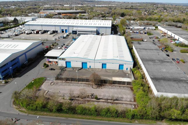 Thumbnail Warehouse to let in Claybrook Drive, Redditch