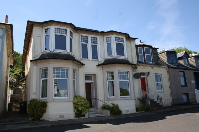 Thumbnail Flat for sale in 11 Argyle Terrace, Rothesay, Isle Of Bute
