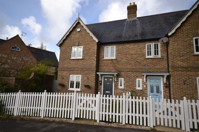Thumbnail Semi-detached house for sale in Greville Court, Charlton Down, Dorchester