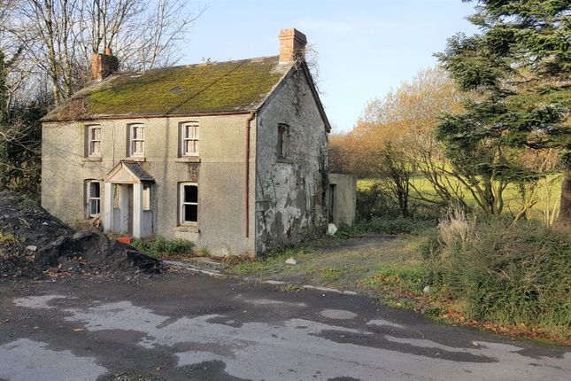 Thumbnail Property for sale in Arosfa, Tenby Road, St.Clears Carmarthenshire