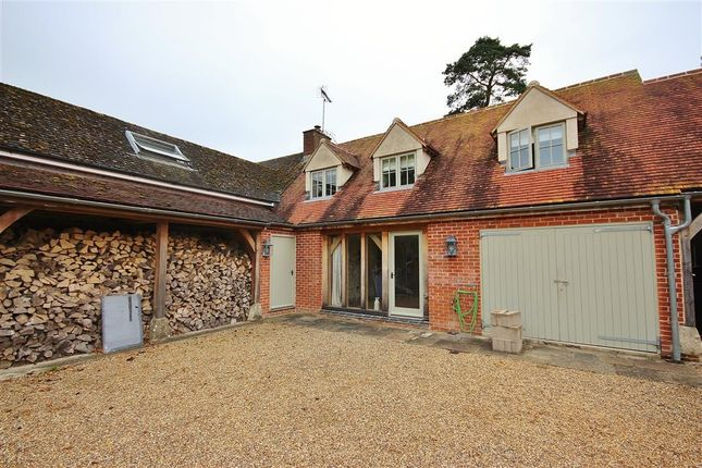 Thumbnail Flat to rent in Fawler, Wantage