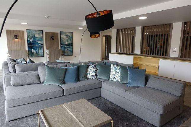 Residents Lounge of Victoria Point, George Street, Victoria Way, Ashford, Kent TN23