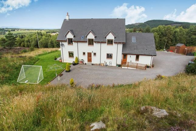 Thumbnail Detached house for sale in Craggie Brae, Daviot, Inverness