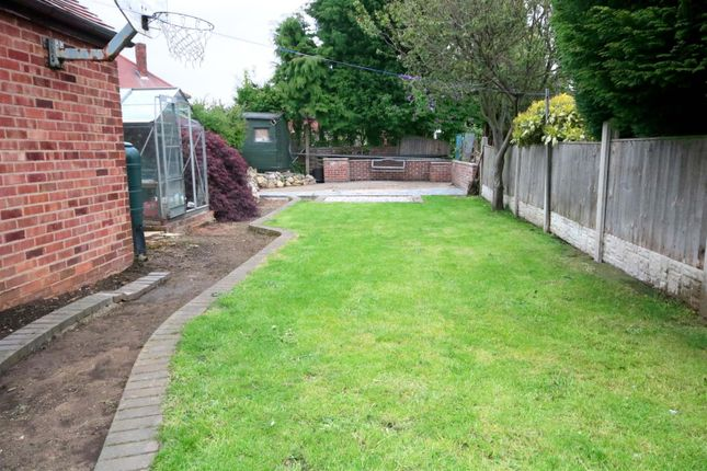 Rear Garden of Ardeen Road, Town Moore, Doncaster DN2