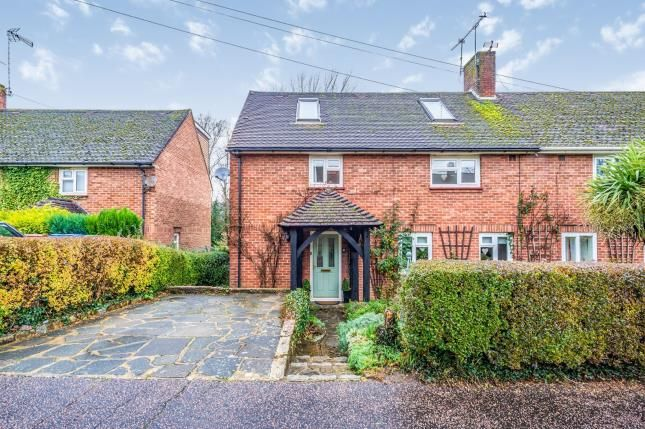 Front of Fryern Close, Storrington, Pulborough, West Sussex RH20