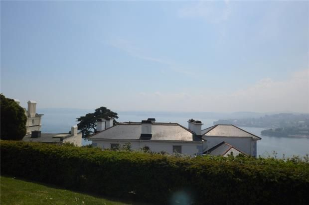 Thumbnail Flat for sale in The Bay, Cary Road, Torquay, Devon