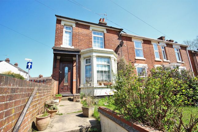 Thumbnail End terrace house for sale in Old Heath Road, Colchester, Essex