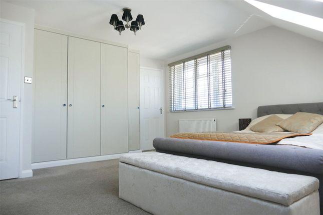 Thumbnail Detached house to rent in Robinhood Lane, Winnersh, Wokingham, Berkshire