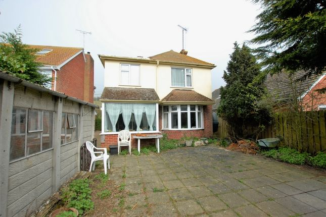 Thumbnail Detached house for sale in St Mary's Road, West Hythe