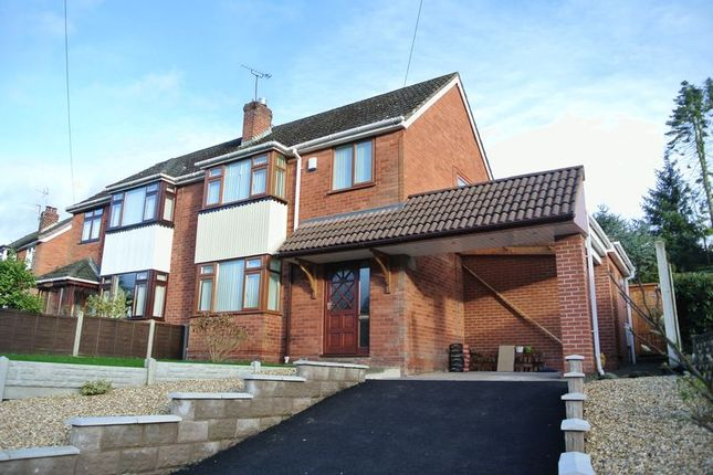 Thumbnail Semi-detached house to rent in Cobwell Road, Broseley Wood, Broseley