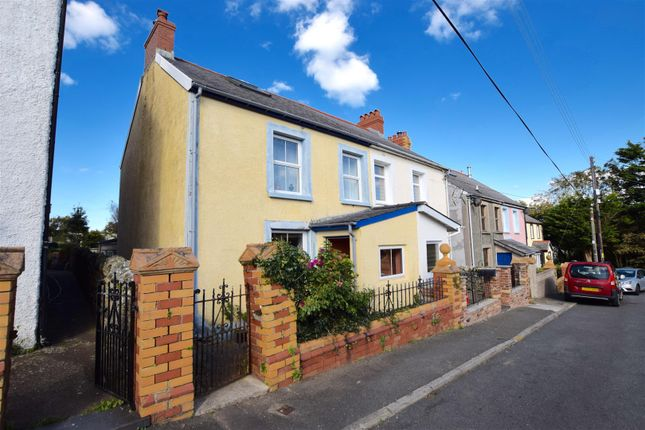 3 bed semi-detached house for sale in Precelly Crescent, Stop And Call, Goodwick SA64