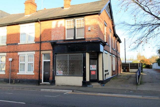 Thumbnail End terrace house for sale in Main Street, Long Eaton, Nottingham
